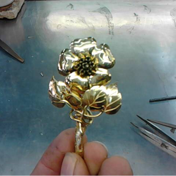 Flor-jean